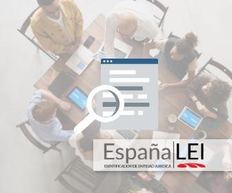 Espana LEI - Registro del código LEI